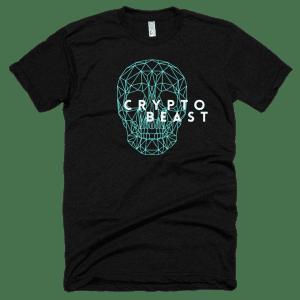 Winston Nakamoto Crypto Beast T-Shirt