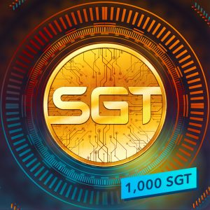SGT Cryptocurrency Rewards Token