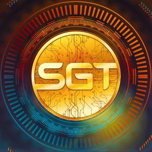 SGT SelfieYo الذهب رمز التشفير